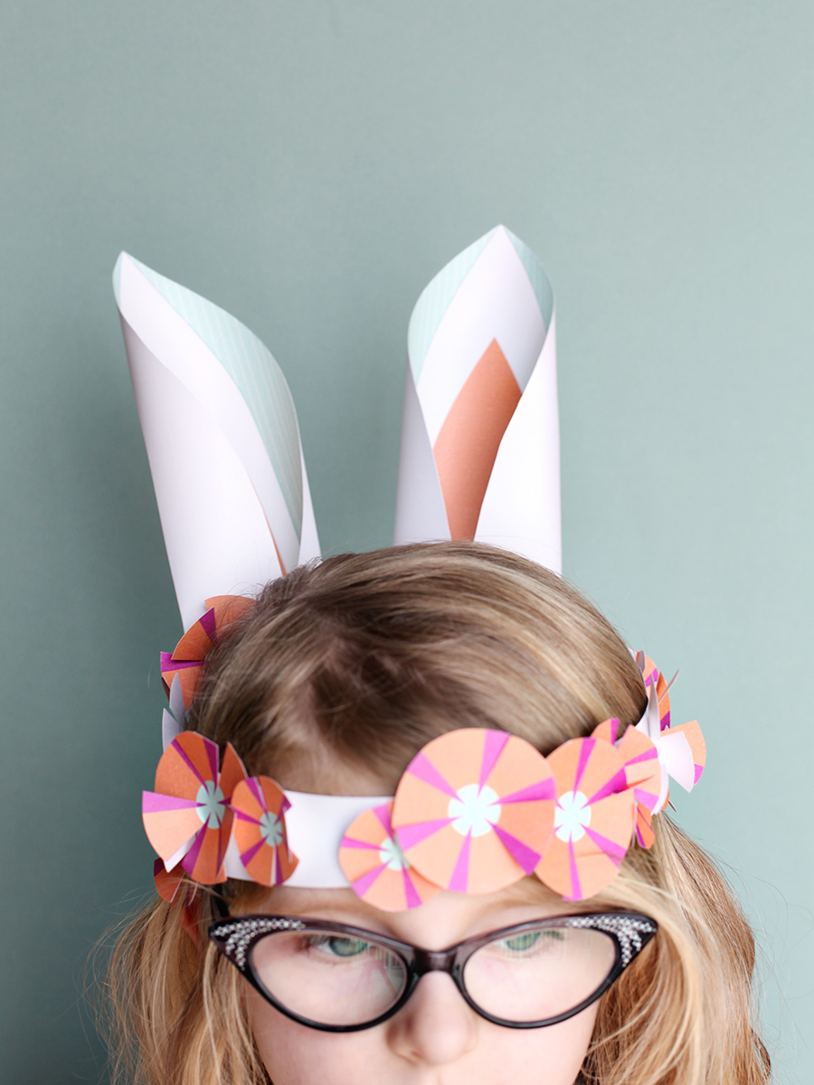 Bunny ears top hat set smallful pronofoot35fo Images